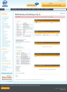 Obslužná aplikace u Wedosu