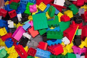 kostky lego duplo