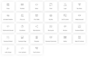 elementor -widgets